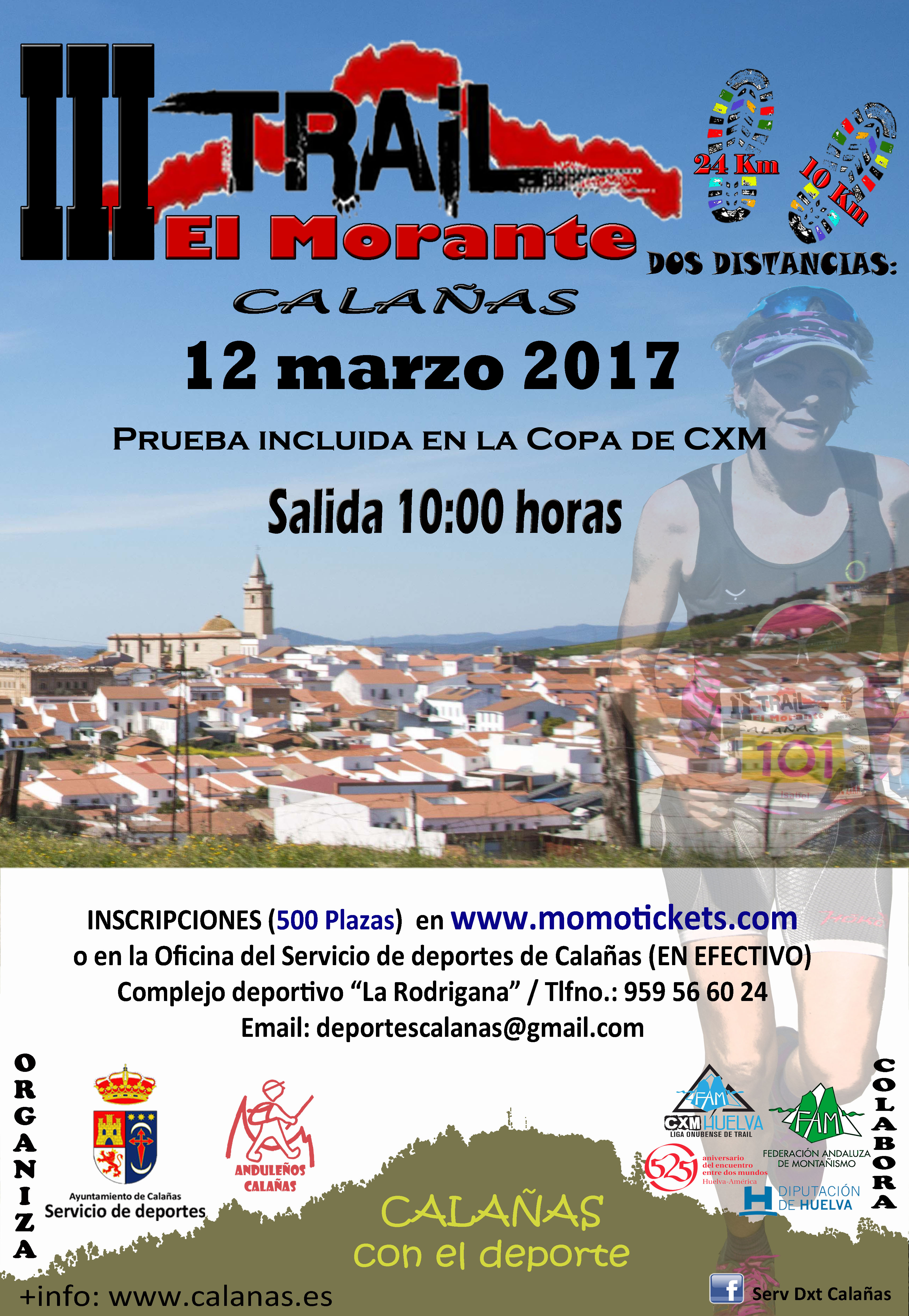 Cartel Trail 2017